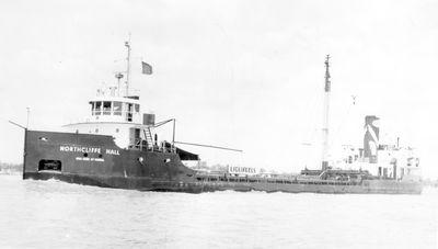 NORTHCLIFFE HALL (1947, Bulk Freighter)