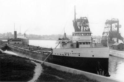 DAVID Z. NORTON (1906, Bulk Freighter)