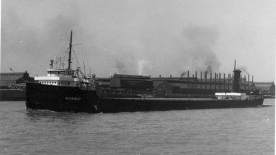 NORWAY (1910, Bulk Freighter)