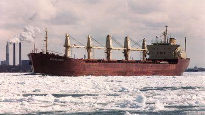 NOSIRA LIN (1981, Ocean Freighter)