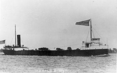 HAROLD B. NYE (1902, Bulk Freighter)