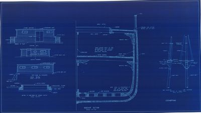 Midship Section Plans for GRAMPIAN