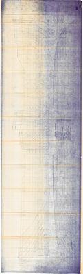 Hull Lines and Body Plan of Hull No. 826-91 (LORAIN, OHIO, THOMAS WILSON)