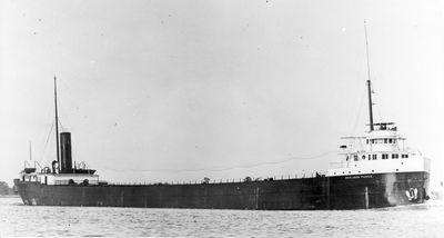 SHELDON PARKS (1907, Bulk Freighter)