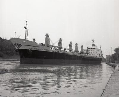 PANAGOS D. PATERAS (1972, Ocean Freighter)
