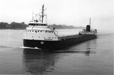 PATERSON (1954, Bulk Freighter)