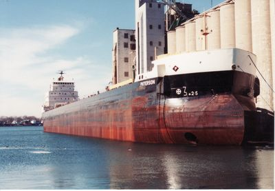 PATERSON (1985, Bulk Freighter)