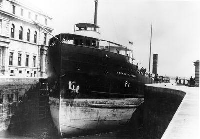 GEORGE W. PEAVEY (1901, Bulk Freighter)