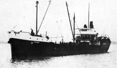 PEINTRE (1921, Bulk Freighter)