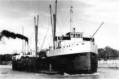 PHENICIA (1929, Bulk Freighter)