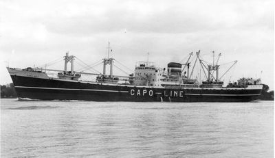 PHILIPPE L.D. (1951, Ocean Freighter)