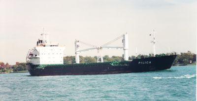 PILICA (1999, Ocean Freighter)