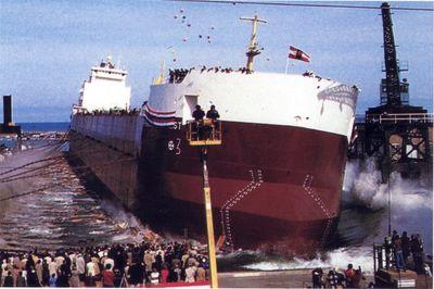 PRAIRIE HARVEST (1983, Bulk Freighter)