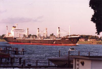 PUNICA (1983, Ocean Freighter)