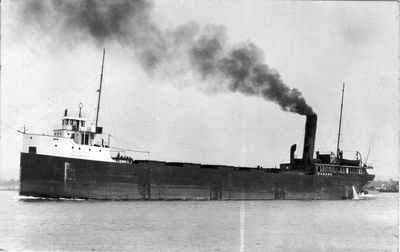 RAHANE (1924, Package Freighter)