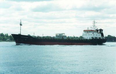 RATHROWAN (1991, Tank Vessel)