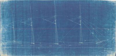 Spar Draft No. 25 by F.W. Wheeler & Co.