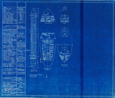 Hold Plan for PETER A.B. WIDENER (1906)