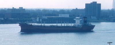RICH ARROW (1981, Tank Vessel)