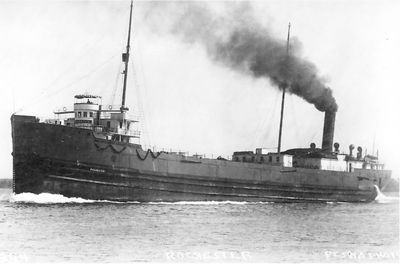 ROCHESTER (1907, Package Freighter)