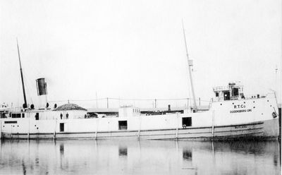 RUTLAND (1906, Package Freighter)