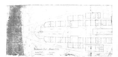 Promenade Deck of Steamer 61 - CITY OF MACKINAC (1883)