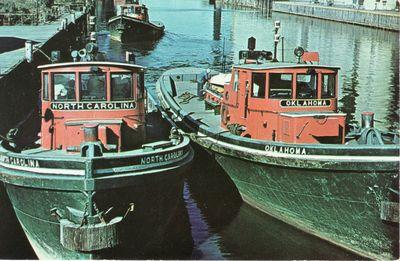 L.C. SABIN (1908, Tug (Towboat))