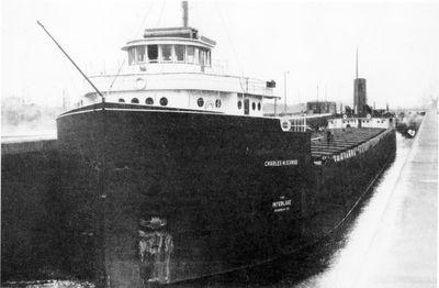 CHARLES M. SCHWAB (1923, Bulk Freighter)