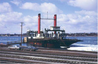 SCOTIA II (1915, Car Ferry (Rail Ferry))
