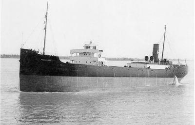 SEACONNET (1911, Bulk Freighter)
