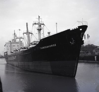 SEAHORSE (1961, Ocean Freighter)