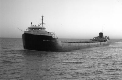 SEAWAY QUEEN (1959, Bulk Freighter)