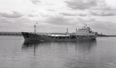 SELJE (1963, Tank Vessel)