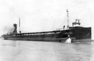 EDWARD G. SEUBERT (1930, Tank Vessel)