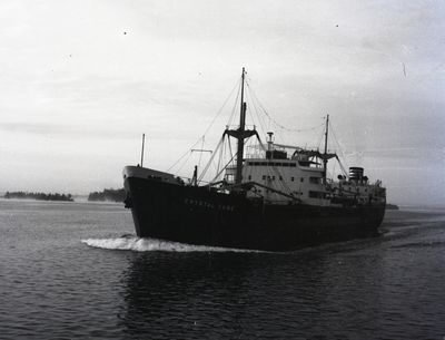 SHAO AN (1955, Ocean Freighter)