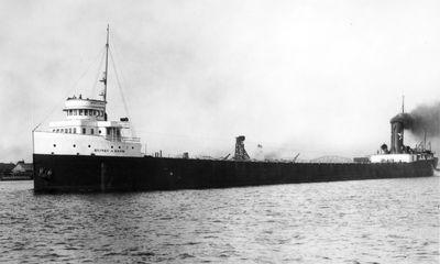 QUINCY A. SHAW (1911, Bulk Freighter)