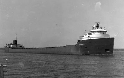SHENANGO II (1959, Bulk Freighter)