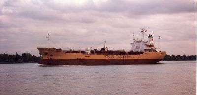 SHOUN TRADER (1985, Tank Vessel)
