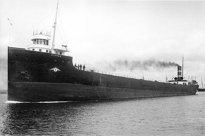 SIERRA (1906, Bulk Freighter)