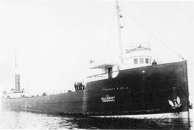 HENRY S. SILL (1903, Bulk Freighter)
