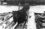 SILVER ISLE (1963, Bulk Freighter)