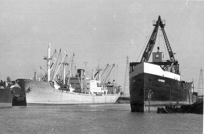 SIMARA (1956, Ocean Freighter)