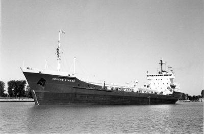 ARSENE SIMARD (1972, Tank Vessel)