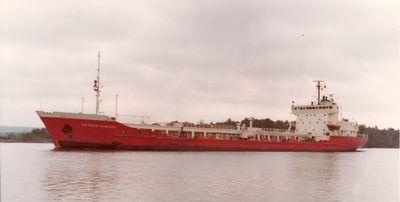 ARTHUR SIMARD (1973, Tank Vessel)
