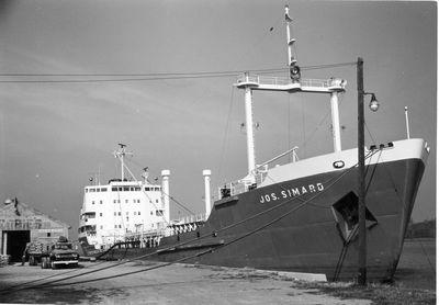 JOS. SIMARD (1964, Tank Vessel)