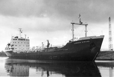 LUDGER SIMARD (1970, Tank Vessel)