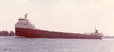 SIMCOE (1966, Bulk Freighter)