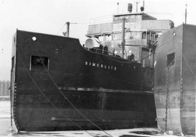 SIMCOLITE (1930, Tank Vessel)