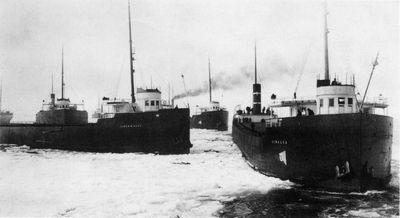 SINALOA (1903, Bulk Freighter)