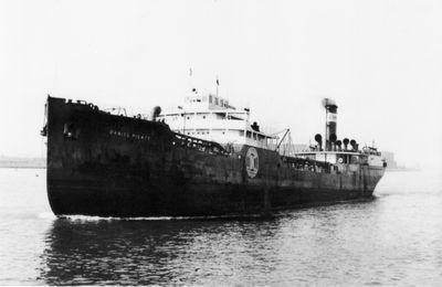 ELIZABETH W. SINCLAIR (1921, Tank Vessel)